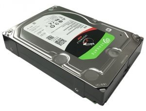 Raw NAS Rated Hard Drive